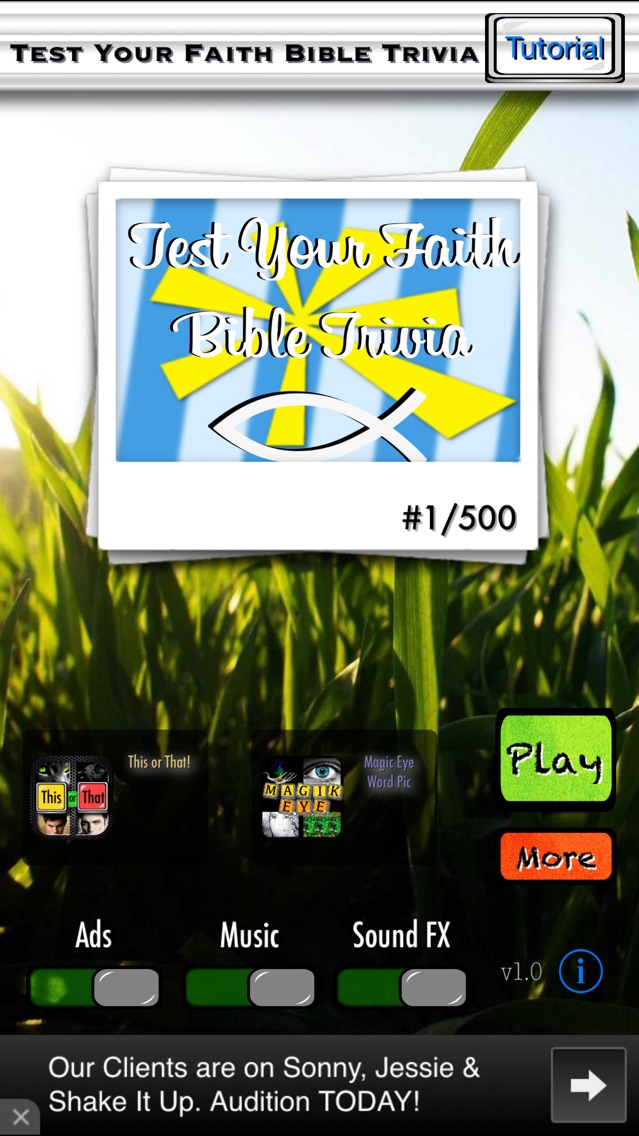 Top 20 Alternative Apps To Bible Trivia Game Quiz for iPhone