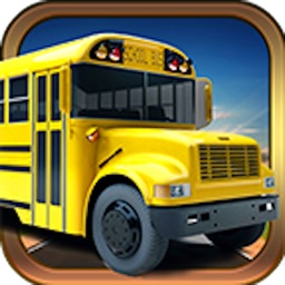 Action School Bus Mania Race - Road Monster Derby Free Game