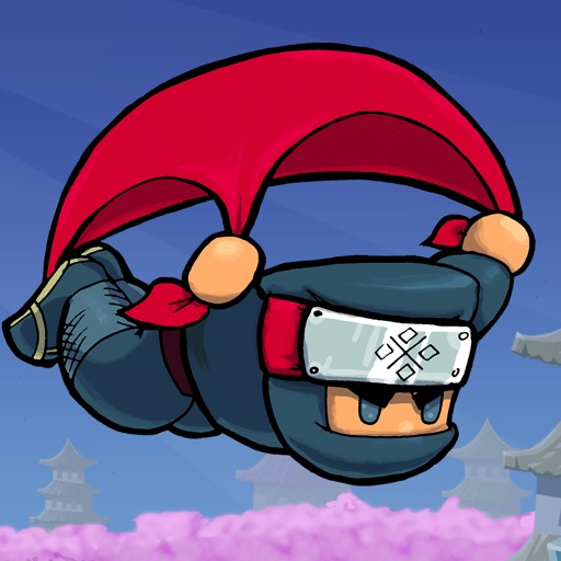 NinDown - The ultimate ninja shooting and fighting arcades game