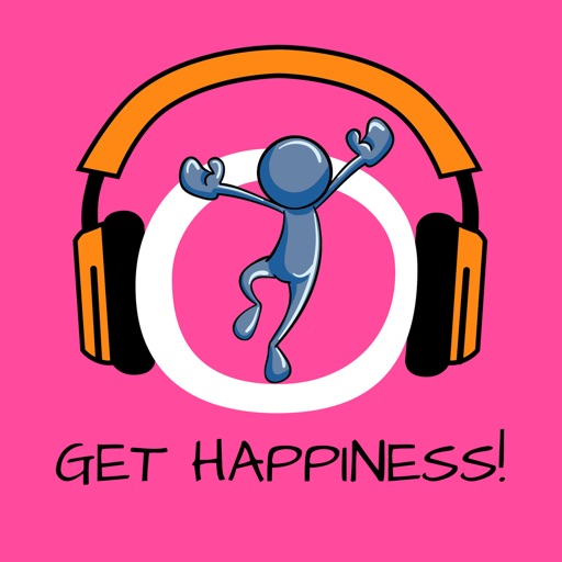 Get Happiness! Be happy and enjoy life by Hypnosis icon