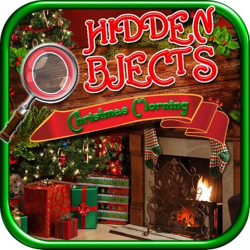 Hidden Objects Christmas Morning
