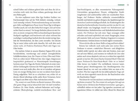 Prof. Dr. Peter Hacke: Das Hacke-Peter-Prinzip by Sascha Grammel ...