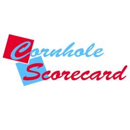 Cornhole Scorecard