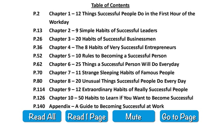 177 Habits of Successful People - Audio Book