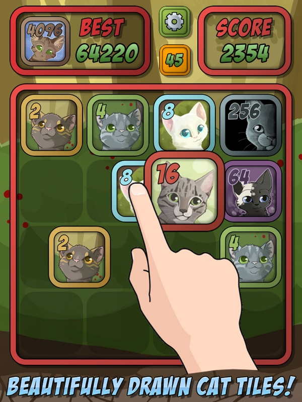 2048 Cats - Online Game Hack and Cheat | Gehack com