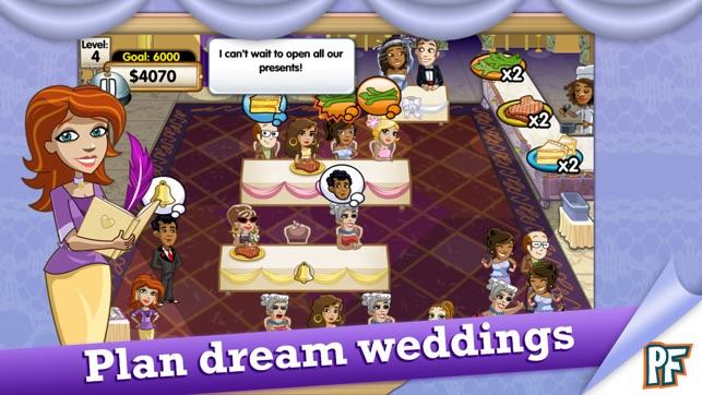 Wedding dash 4-ever.