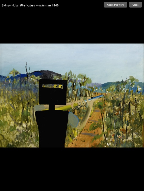 Australian: Art Gallery of New South Wales screenshot-3