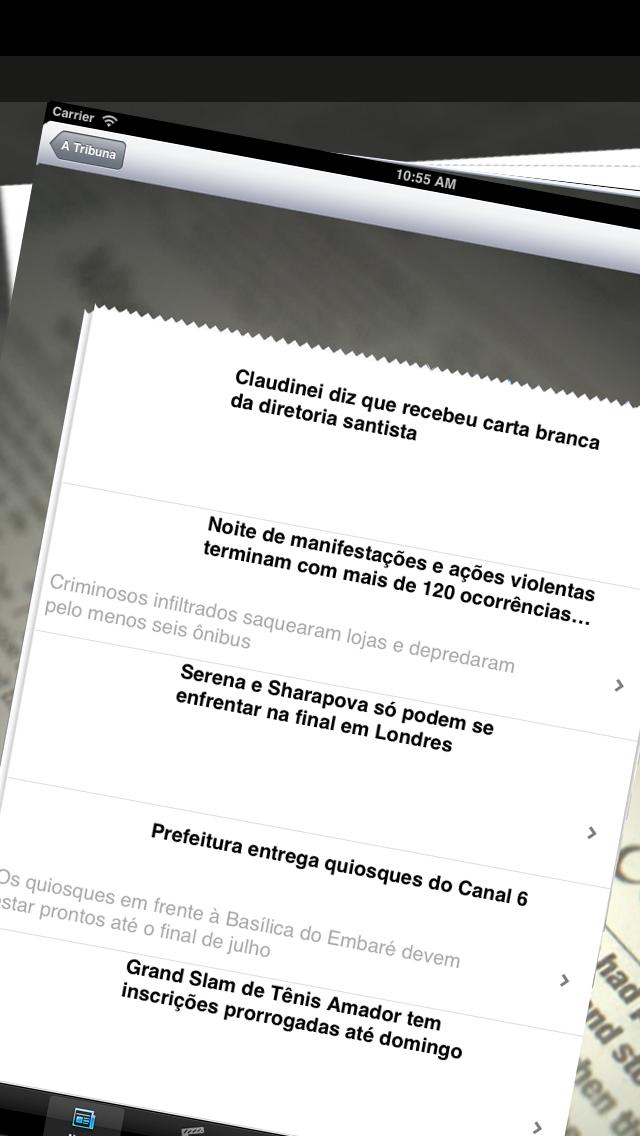 Jornais do brasil  RSS 4