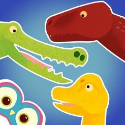 Dinosaur Mix - Gestalte deinen eigenen Dinosaurier