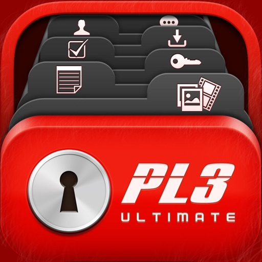 Pic Lock 3 Ultimate Free - Lock your Photo & Video, Note, Password, Contact, Message, Todos, Location, and Audio.