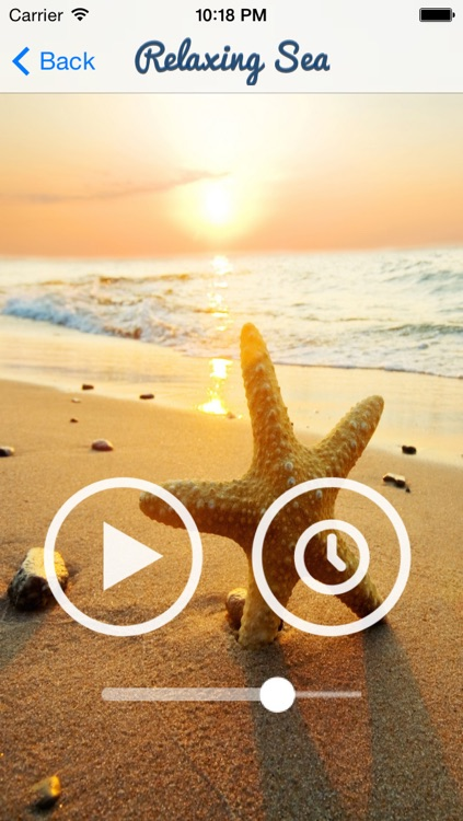 Ocean Sound for Sleep and Meditation screenshot-2