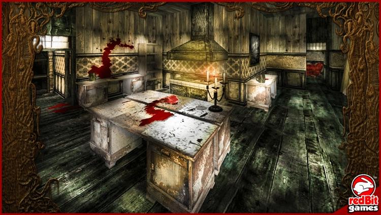 Haunted Manor - The Secret of the Lost Soul FULL screenshot-3
