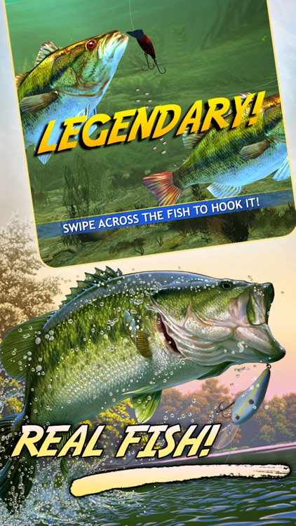 Bass Pro Shops: The Strike Pro Angler screenshot-2