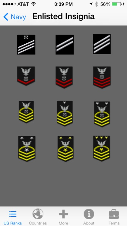 Military Ranks screenshot-3
