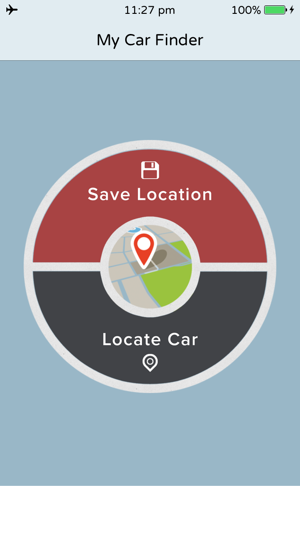 Locate My Car >> Locate My Car On The App Store