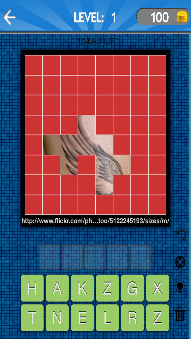 A Pic-Quiz Tattoos: Guess the images and photos of tattoo