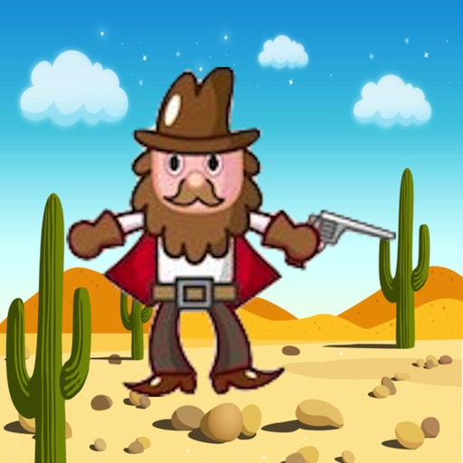 Cowboy Battle: Desert Shoot Free
