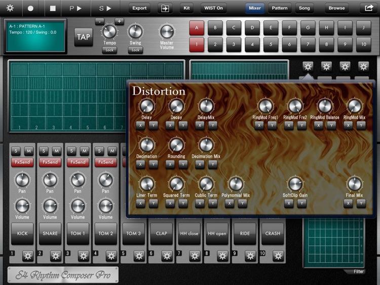 S4 Rhythm Composer Pro screenshot-3