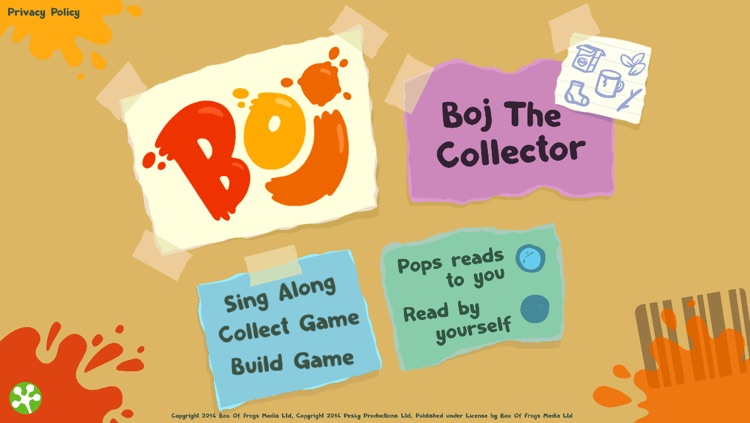 Boj - The Collector