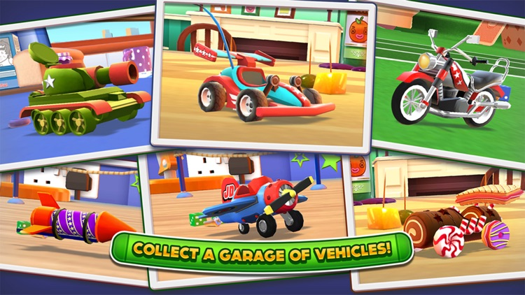 Joe Danger Infinity screenshot-3