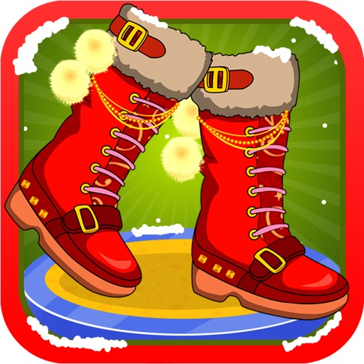 Christmas Shoes Maker Free Games