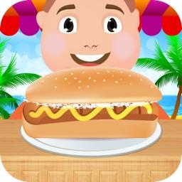 Hot Dog Restaurant Lite