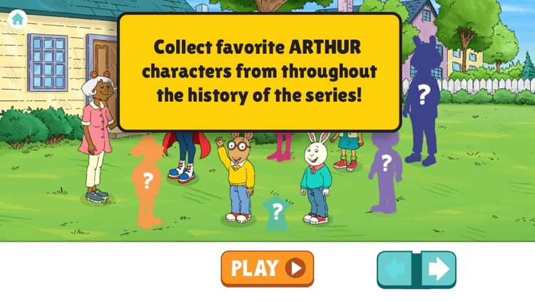 Arthur's Big App screenshot-4