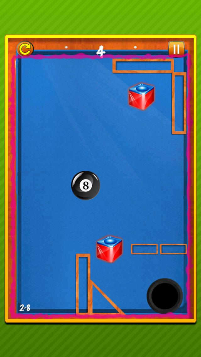 プール トリック ショット : 作る スヌーカー 銀行 ショット のような ビリヤード チャンピオンのおすすめ画像3