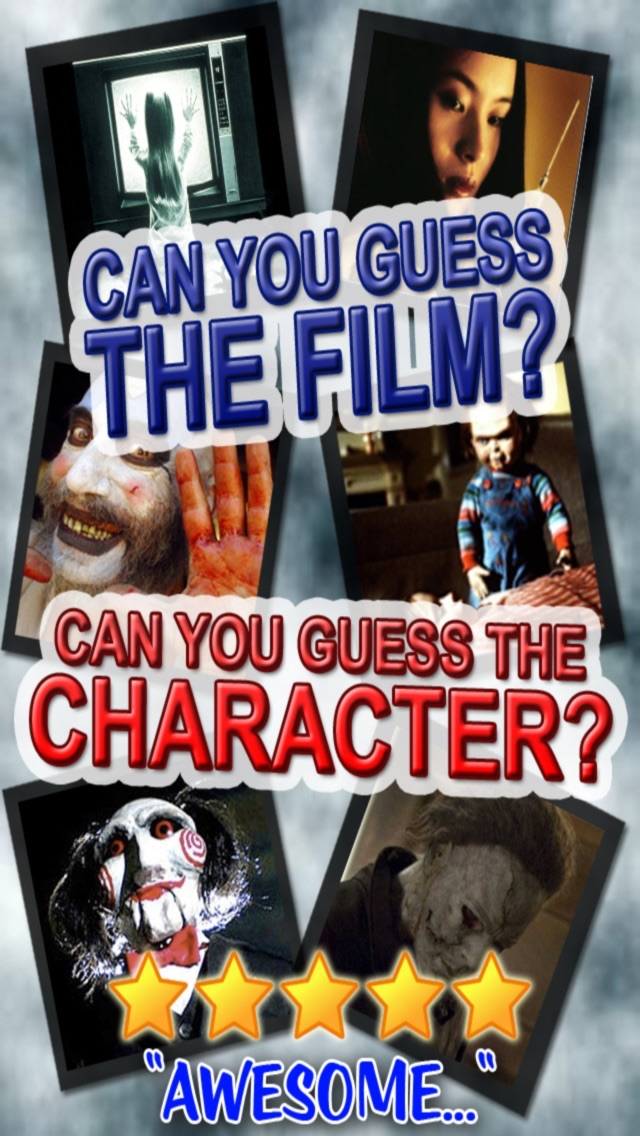 Movie Quiz - Horror Edition - Free Version