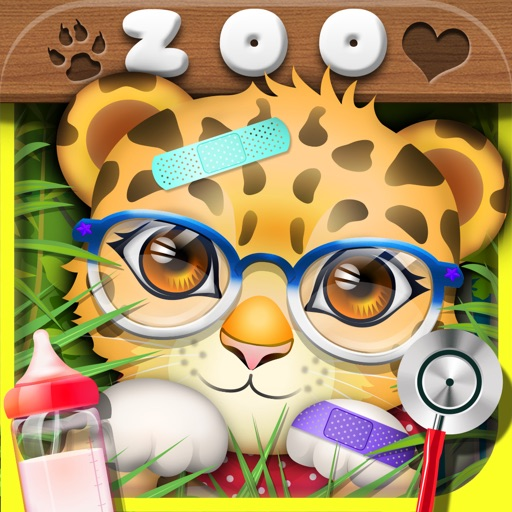 Animal Zoo - help animals, kids games icon