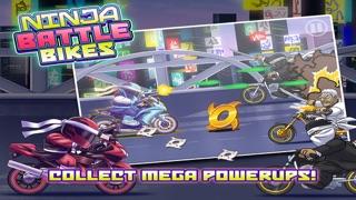 Ninja Battle Bikes Epic Warrior Showdown Free Racer Game App