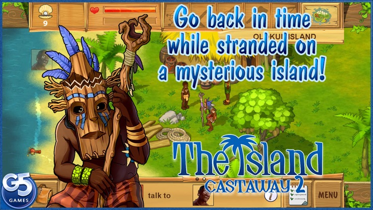 The Island: Castaway 2® (Full) screenshot-0