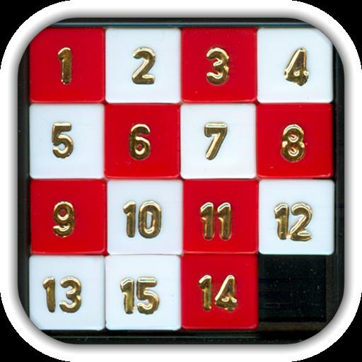 15 Puzzle Slide
