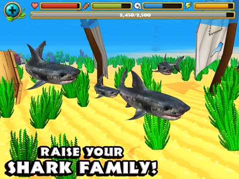 Скачать игру Wildlife Simulator: Shark
