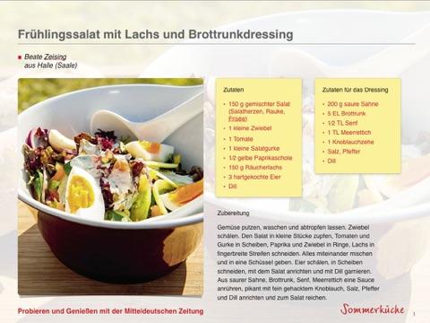 Sommerküche Kochen Und Genießen : Sommerküche u2013 salate suppen desserts getränke und marmeladenu201c von
