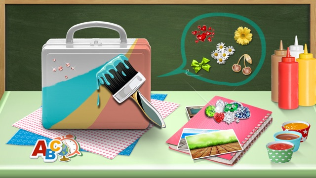 Lunch Box Maker : School Food! Screenshot