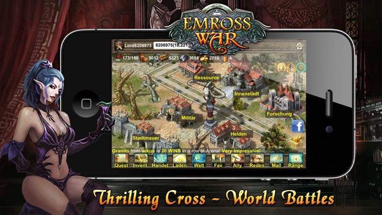 Emross War screenshot-4