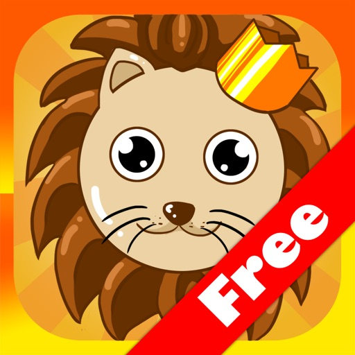 2048: King of the Jungle FREE
