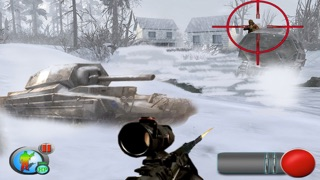 Arctic Assault (17+) : Sniper vs Sniper screenshot one