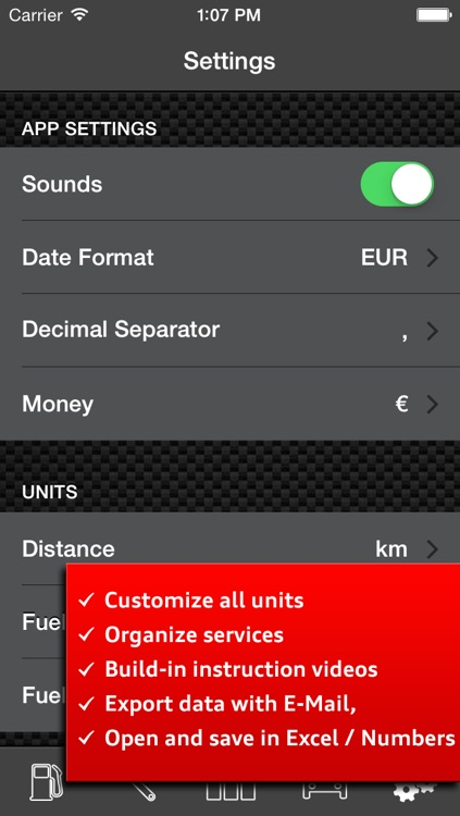 Car Log Ultimate Free - Car Maintenance and Gas Log, Auto Care, Service Reminders screenshot-4