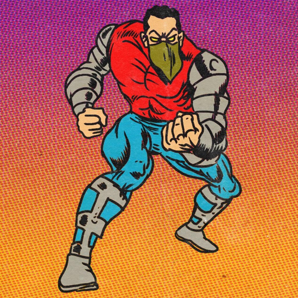 Superhero Builder - Free Comic Book Hero and Villain Creator