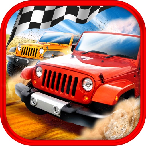 3D Jeep Racing Derby Frenzy - Racer Course Street Crashing Moto Track Action Pro