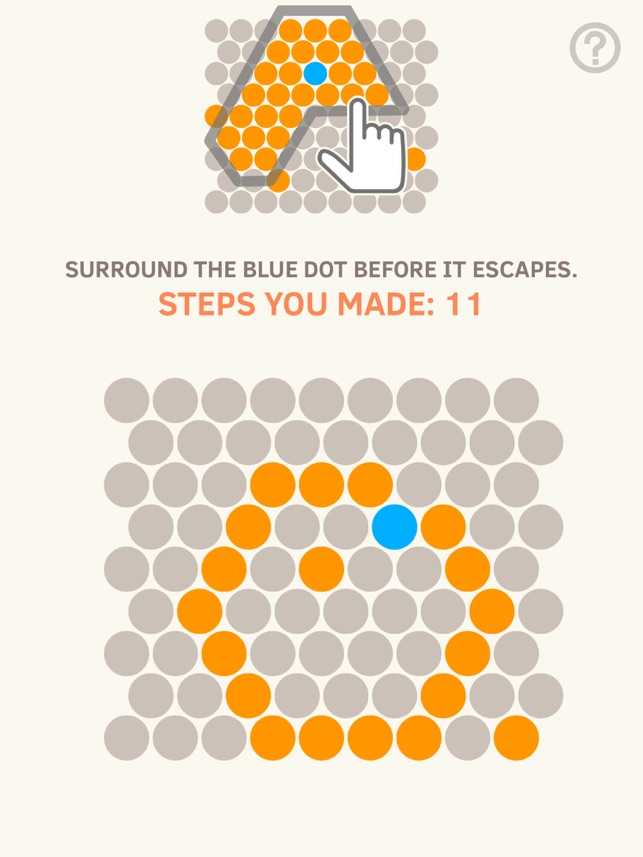 Circle The Dot Screenshot