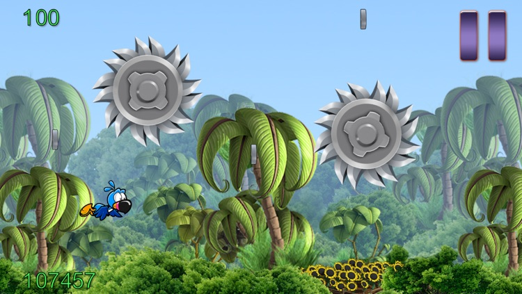 Flappy Wing - Jungle Game Edition screenshot-4