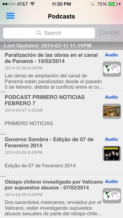 México Radio y Noticias screenshot-4