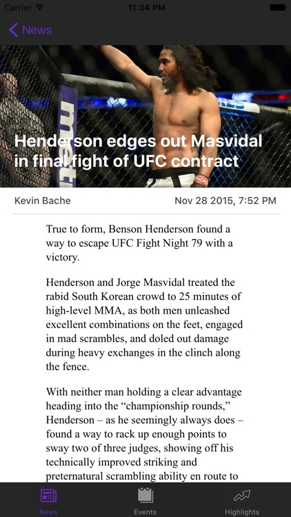 MMA Wire screenshot-2