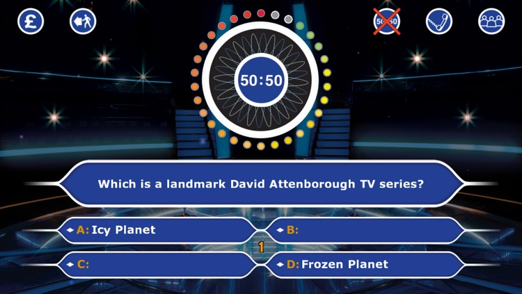Who Wants To Be A Millionaire? 2014 screenshot-3
