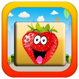 Cube Fruit Puzzle Lite