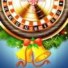 新しいクリスマスカジノのルーレット - ジャックポットのチップをスピンして勝つ