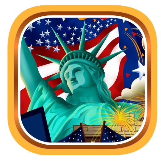 Guess American Stuff - Quiz to Guess What's US Popular Photos, Pics, and Words FREE